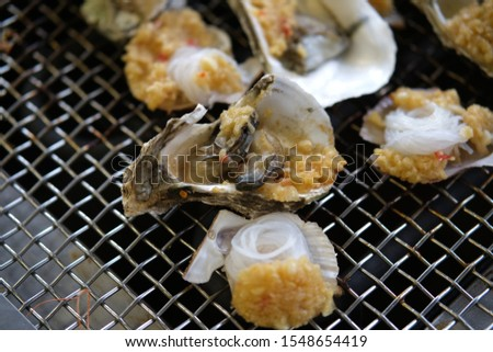 The oysters are tender and savory, with astringent taste and unique taste. #1548654419
