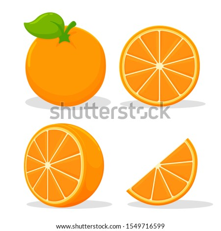 Citrus fruits that are high in vitamin C. Sour, helping to feel fresh. #1549716599