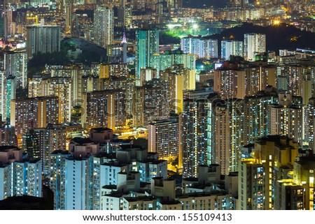 Cityscape in Hong Kong #155109413