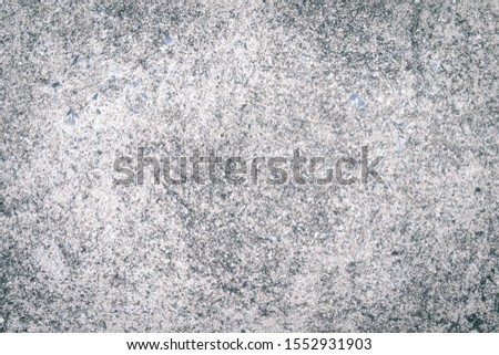 Old cement road surface Concrete surfaces with uneven surfaces #1552931903