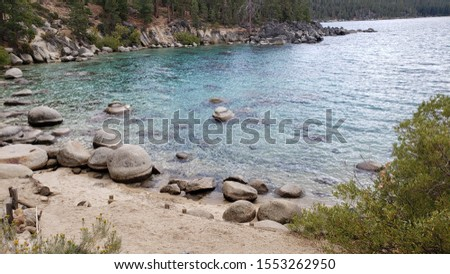 Pictures of beach at lake tahoe. #1553262950