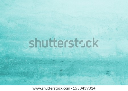 Abstract old background and texture in turquoise, blue, black and ocean blue. Free area with text space in retrolook Royalty-Free Stock Photo #1553439014