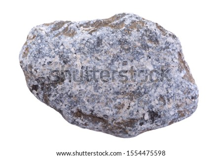 Stone Isolated on white background. Graphic Resources #1554475598