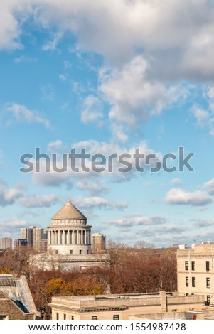 Grant's Tomb in Morningside Heights, New York City #1554987428