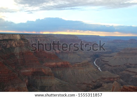 Grand Canyon and it's nature #1555311857