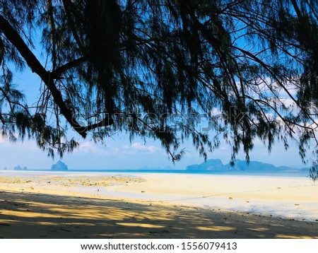 The beauty of the sea and the Andaman coast #1556079413