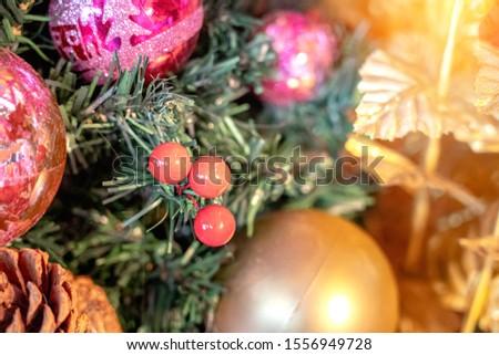 Christmas decorations; Xmas decoration; Xmas background #1556949728