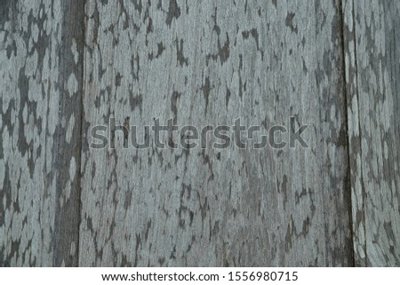 Old wooden walls laid together and patterned for use as a background. #1556980715