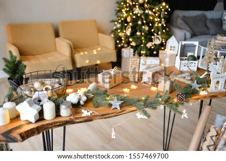 Christmas decorations ideas. Decorations for christmas party.  #1557469700