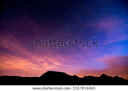 Night Sky Picture Darkness Planets and Stars #1557816065