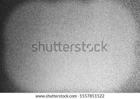 Vintage black and white noise texture. Abstract splattered background for vignette. #1557851522