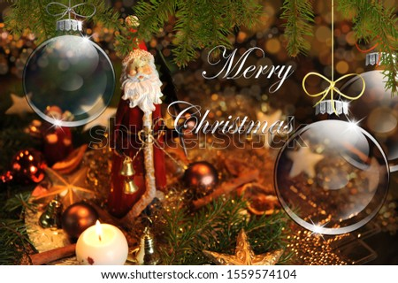 Christmas decorations for Christmas Eve #1559574104