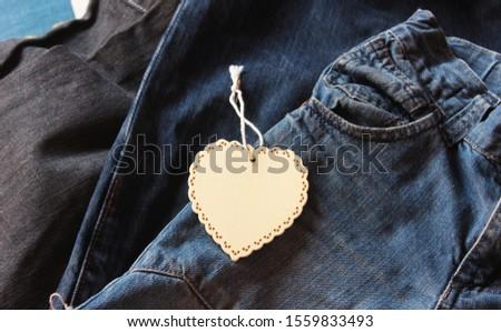 Denim. jeans texture. Jeans background. Denim jeans texture or denim jeans background. #1559833493