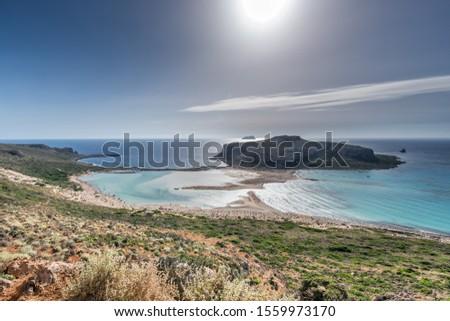peninsula of Gramvoussa, lagoon of Balos #1559973170
