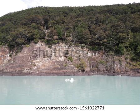 Landscape Glacier National Park Patagonia Argentina Lake Argentina mountains #1561022771