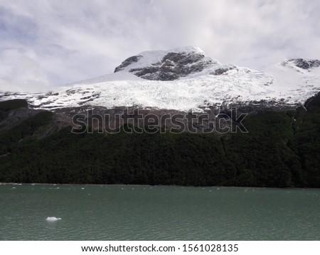 Landscape Glacier National Park Patagonia Argentina Lake Argentina mountains #1561028135