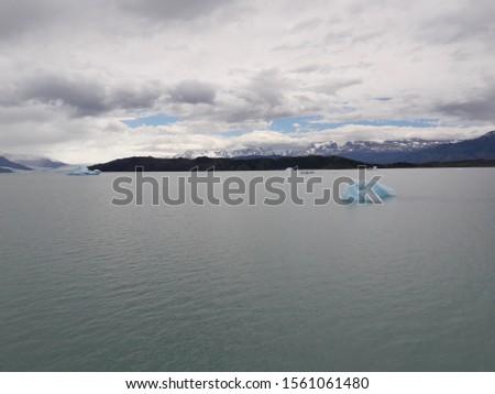Iceberg Landscape Glacier National Park Patagonia Argentina Lake Argentina mountains #1561061480