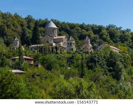 Gelati, The Monastery of the Virgin, Kutaisi, Georgia #156143771