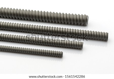 Threaded rod or threaded coil or threded bars for industrial use #1561542286