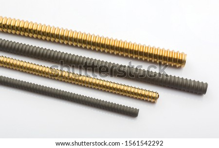 Threaded rod or threaded coil or threded bars for industrial use #1561542292
