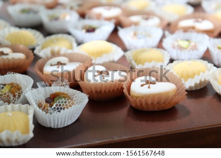 party food decoration, handmade sweets, sweet snacks #1561567648