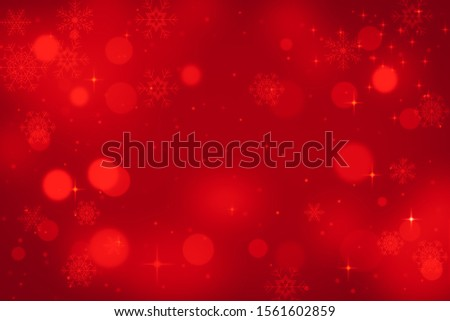 Red glitter vintage lights background. defocused. christmas background christmas background