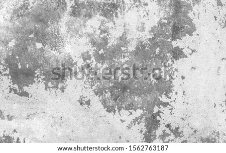 Grunge black and white abstract distress background or texture #1562763187