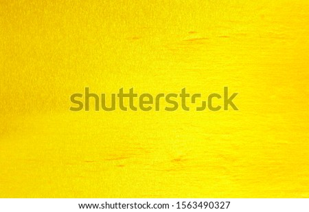 gold polished metal steel texture abstract background. #1563490327
