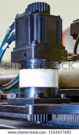 Electric motors (AC servo motor, DC brush-less motor, and stepping motor) #1563657682