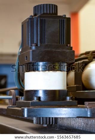 Electric motors (AC servo motor, DC brush-less motor, and stepping motor) #1563657685