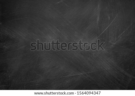 Abstract texture of chalk rubbed out on blackboard or chalkboard, concept for education, back to school, startup, teaching , etc.