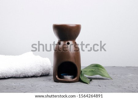 aroma lamp, aroma therapy concept #1564264891