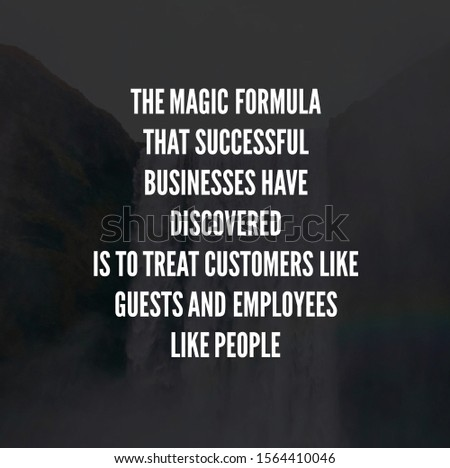 business quote and customer service quote for achievement. social media post template. inspirational quotes and motivational quotes #1564410046