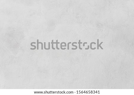 Rough white relief stucco wall texture background. blank for designers #1564658341