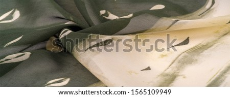 Background texture. Women's olive-colored scarf Photography for your projects from pashmina Stolen shawls, shawls Your projects will be the best, creativity knows no bounds! dare to be the best #1565109949