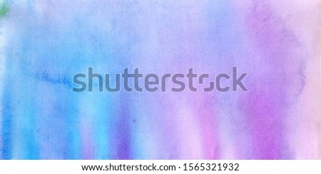 Abstract background, texture, watercolor. Design for backgrounds, wallpapers, covers and packaging. For programs. #1565321932