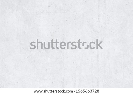 gray concrete background texture clean stucco fine grain cement wall clear and smooth white polished grunge interior indoor. #1565663728