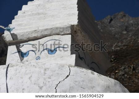 traveling in Nepal   on  Gokyo Everest  treking 2019 #1565904529