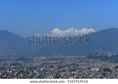 traveling in Nepal on Gokyo Everest treking 2019 #1565914516