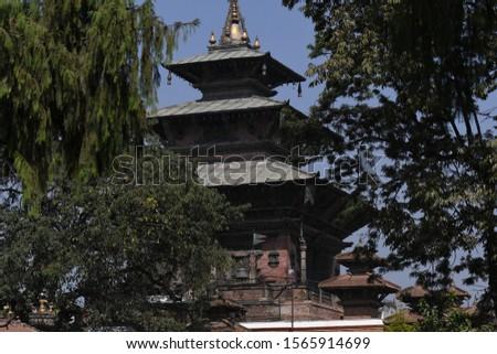 traveling in Nepal on Gokyo Everest treking 2019 #1565914699