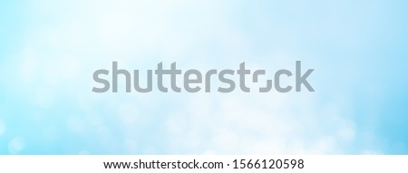 light background Blue abstract soft. light background winter snow