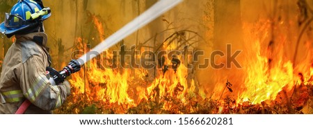 Australia bushfires, The fire is fueled by wind and heat. #1566620281