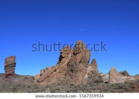 Teide National Park, Tenerife, Canary Islands, Spain, Europe #1567359934