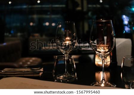luxury restaurant and bar interior #1567995460