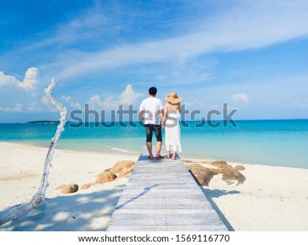 the beautiful beach on koh kood #1569116770