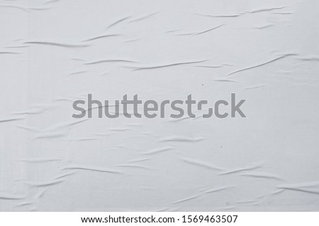 Clear minimal creative poster paper texture #1569463507