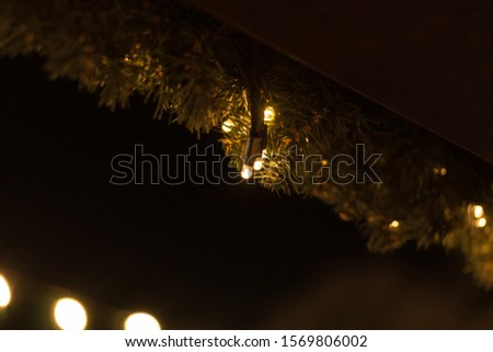 christmas lights. Stars and lights in Edinburgh #1569806002