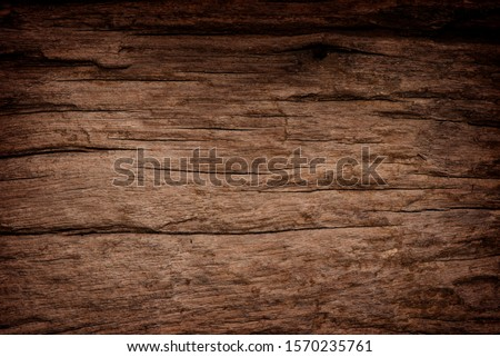 Natural old wood texture background.  #1570235761