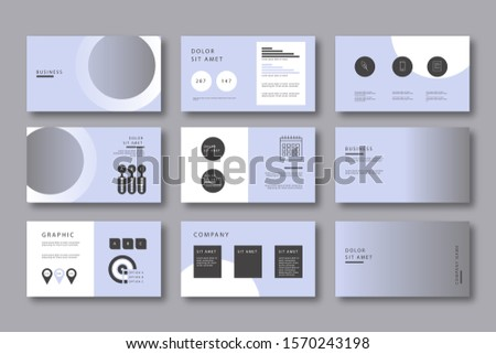 Business Card Template And Finance #1570243198