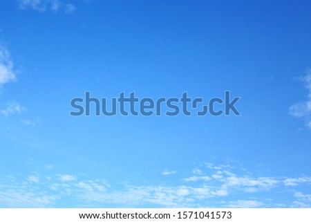 clear blue sky image used background #1571041573